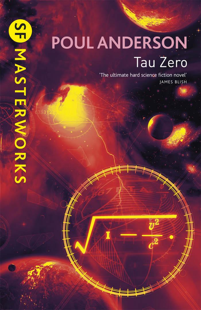 14 - Tau Zero Hard SF
